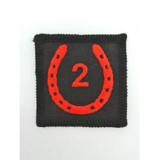 2 Signal Group Royal Signals Cloth Formation Sign