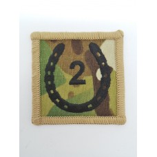 2 Signal Group Royal Signals Cloth Formation Sign (Multi Terrain)