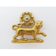 York and Lancaster Regiment Collar Badge