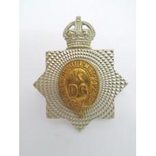 King's Dragoon Guards Cap Badge - King's Crown