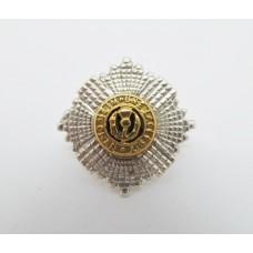 Scots Guards Officer's Service Dress Cap Badge