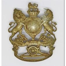 Victorian Cinque Ports Artillery Volunteers Helmet Plate