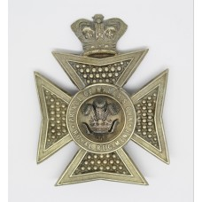 Victorian Royal Wiltshire Yeomanry Officer's Shako Plate