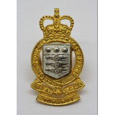 Royal Army Ordnance Corps (R.A.O.C.) Officer's Dress Cap Badge -