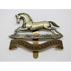 3rd King's Own Hussars Cap Badge
