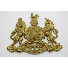 Royal Horse Guards Pouch Badge - King's Crown