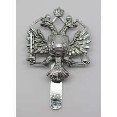 Queen's Dragoon Guards Cap Badge