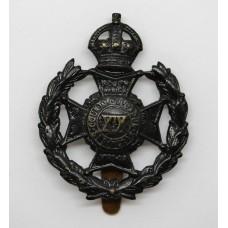 19th County of London Battalion (St. Pancras) London Regiment Cap