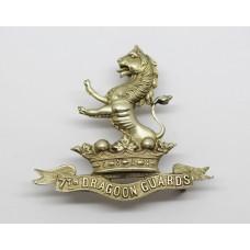 Victorian 7th Dragoon Guards Cap Badge