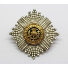 Scots Guards RSM's Cap Badge