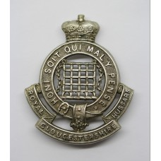 Royal Gloucestershire Hussars NCO's Arm Badge