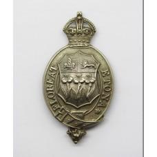 Eton College O.T.C Cap Badge
