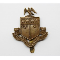 Sir Walter St John's Battersea Grammar School Cadet Corps Cap Badge
