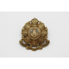 10th County of London Bn (Hackney Rifles) London Regiment Collar Badge
