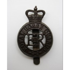 ERII Royal Horse Guards Cap Badge