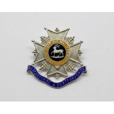 Bedfordshire & Hertfordshire Regiment Silver & Enamel Swe