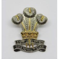 The Royal Welsh Cap Badge