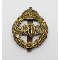 2nd Dragoon Guards (The Bays) Cap Badge - King's Crown