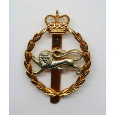 King's Own Royal Border Regiment Cap Badge