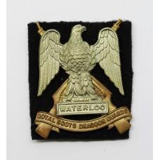 Royal Scots Dragoon Guards Cap Badge