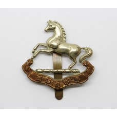 The King's (Liverpool Regiment) Cap Badge