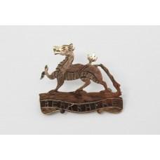 Royal Berkshire Regiment Sterling Silver Sweetheart Brooch