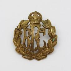 Royal Flying Corps (R.F.C.) Cap Badge