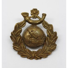 Royal Marine Light Infantry (R.M.L.I.) Cap Badge