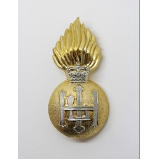 Royal Highland Fusiliers Anodised (Staybrite) Cap Badge
