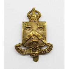 St. Paul's School (London) O.T.C. Cap Badge