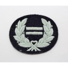 Royal Observer Corps Leading Observer Cloth Rank Badge