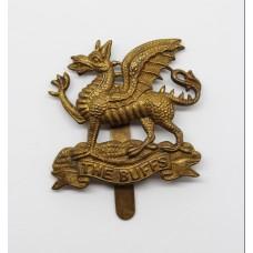 The Buffs (East Kent Regiment) Cap Badge