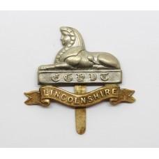 Lincolnshire Regiment Cap Badge