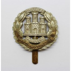 Northamptonshire Regiment Pagri Badge