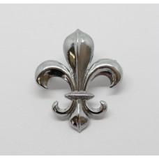 Manchester Regiment Chrome Cap Badge