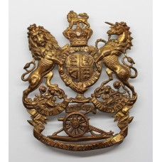 Victorian Royal Artillery Sabretache Badge