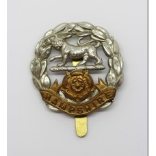 Hampshire Regiment Cap Badge