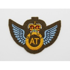 Royal Electrical & Mechanical Engineers (R.E.M.E.) Air Technician Wings