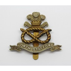 North Staffordshire Regiment Cap Badge