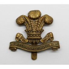 Cheshire (Earl of Chester's) Yeomanry Cap Badge
