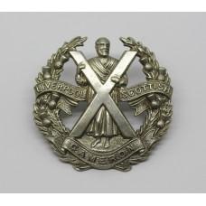 Liverpool Scottish Cap Badge