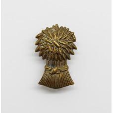 Lothians & Border Horse Collar Badge