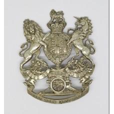 Victorian First East York Artillery Volunteers Helmet Plate