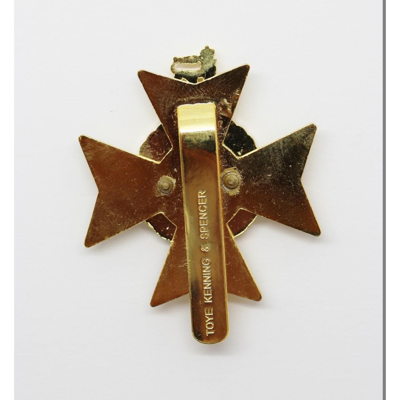 Light Dragoons Cap Badge
