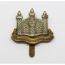 Cambridgeshire Regiment Cap Badge