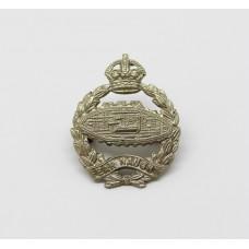 Royal Tank Regiment Collar Badge - King's Crown