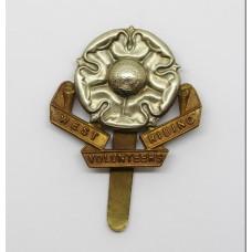 West Riding Volunteers V.T.C. Cap Badge