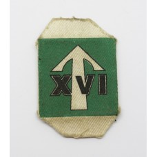 16th Independent Parachute Company (Lincolnshire) Printed Tactical Formation Sign