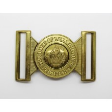 Duke of Wellington's Regiment Waist Belt Clasp