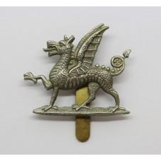 1st Monmouthshire Regiment Cap Badge